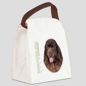 portrait13 Canvas Lunch Bag