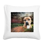 godmadedogs Square Canvas Pillow