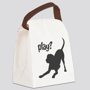 play Canvas Lunch Bag