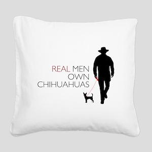 realmen Square Canvas Pillow