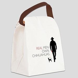 realmen Canvas Lunch Bag