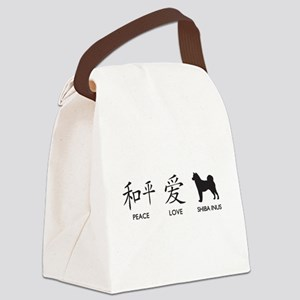 chinesepeace Canvas Lunch Bag