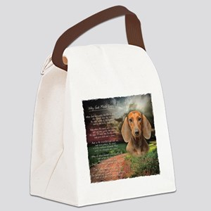 godmadedogs Canvas Lunch Bag