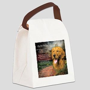 godmadedogs Canvas Lunch Bag