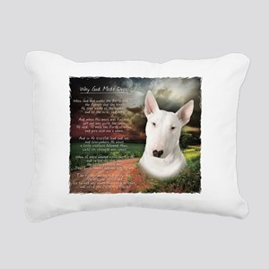 godmadedogs Rectangular Canvas Pillow