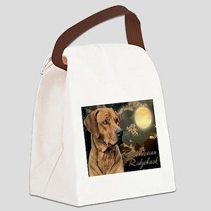 portrait5 Canvas Lunch Bag