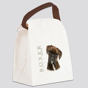 portrait5 Canvas Lunch Bag