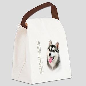 portrait Canvas Lunch Bag