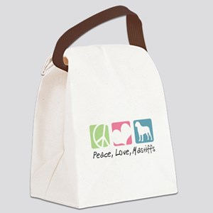 peacedogs Canvas Lunch Bag