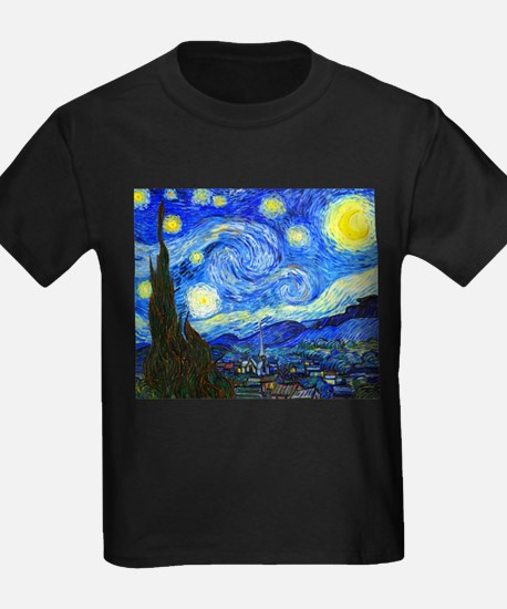 Van Gogh - Starry Night T