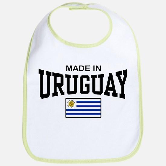 Made In Uruguay Bib