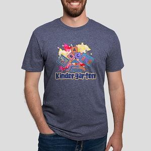Team Kindergarten Teacher S Mens Tri-blend T-Shirt
