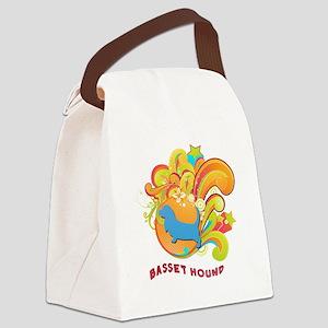 15-retro Canvas Lunch Bag