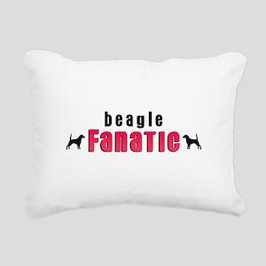 16-fanatic Rectangular Canvas Pillow