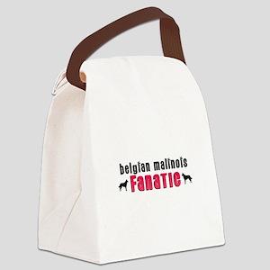 18-fanatic Canvas Lunch Bag