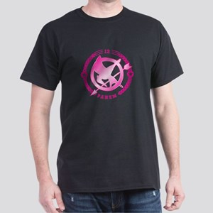 Pink panem Dark T-Shirt