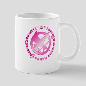 Pink panem Mug