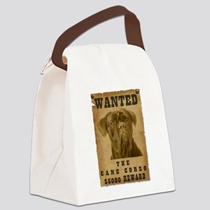 13-Wanted _V2 Canvas Lunch Bag