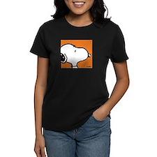 Fresh Orange Women's Dark T-Shirt