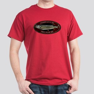 Dark Northern Pike T-Shirt