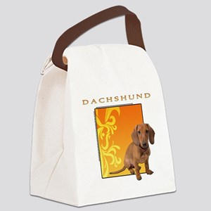 4-goldgolden Canvas Lunch Bag