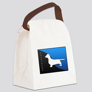 blueblack Canvas Lunch Bag