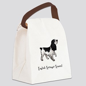 3-illustrated Canvas Lunch Bag