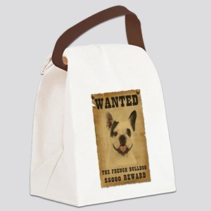 Wanted _V2 Canvas Lunch Bag