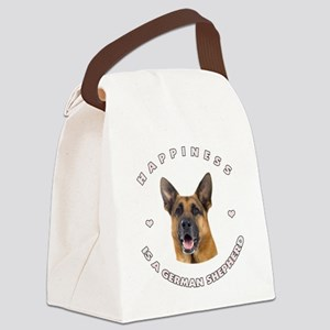 5-happiness Canvas Lunch Bag