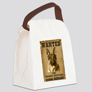 2-Wanted V2 Canvas Lunch Bag