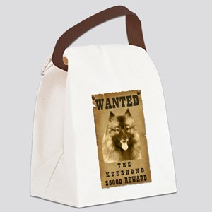 24-Wanted _V2 Canvas Lunch Bag