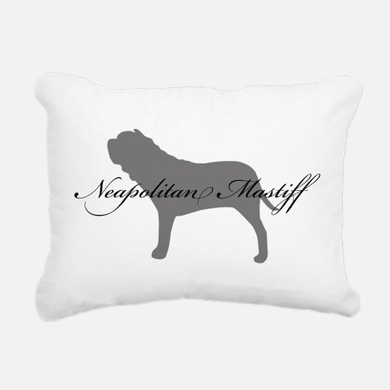 7-greysilhouette2.png Rectangular Canvas Pillow