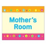 MM Mother's Room Small Poster