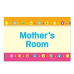 MM Mother's Room Postcards (Package of 8)