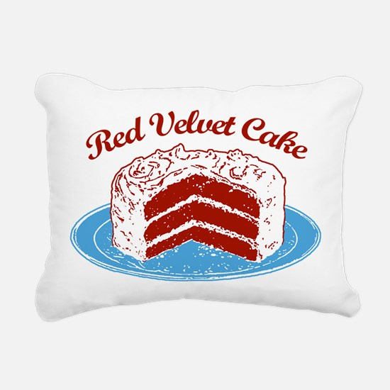 red-velvet-cake2.png Rectangular Canvas Pillow
