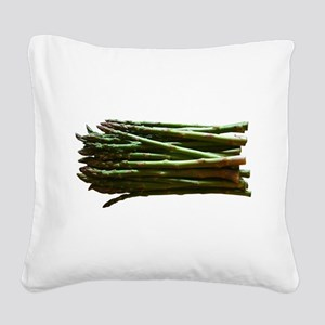 ASPARAGUS-NEW Square Canvas Pillow