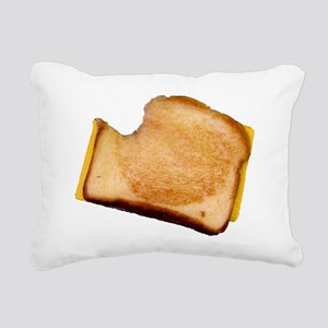 bl_grilledcheese Rectangular Canvas Pillow