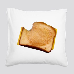 bl_grilledcheese Square Canvas Pillow