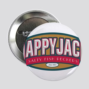 "Happy Jack Fish Peckers 2.25"" Button"