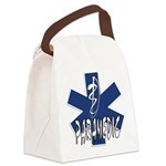 Paramedic Action Canvas Lunch Bag