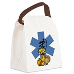 EMS Thanksgiving Canvas Lunch Bag