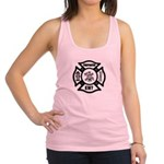 Firefighter EMT Racerback Tank Top