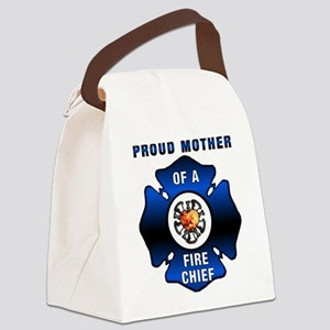 Fire Chiefs Mother Canvas Lunch Bag
