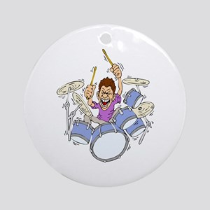 I'm in the band! Ornament (Round)
