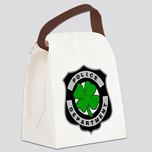 Irish Police Officers Canvas Lunch Bag