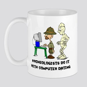 Archeologists Dating Mug