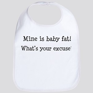 Baby Fat Bib