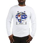 Hagan Coat of Arms Long Sleeve T-Shirt