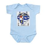 Hagan Coat of Arms Infant Creeper