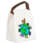 Animal Planet Rescue Canvas Lunch Bag